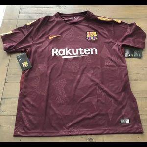 Barcelona Nike Jersey - Hard to Find!